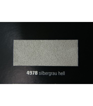Alcantara Automotive Pannel 4978 Silbergrau Hell