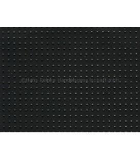 Volvo Softleder anthrazit Quadrat Perfo S1103