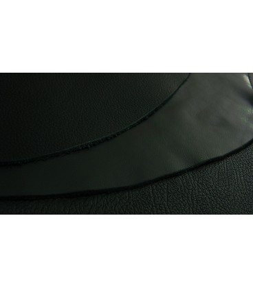 Skóra samochodowa Nappa ebony