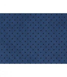 Alcantara Automotive Perfo 6408.B1 Signalblau